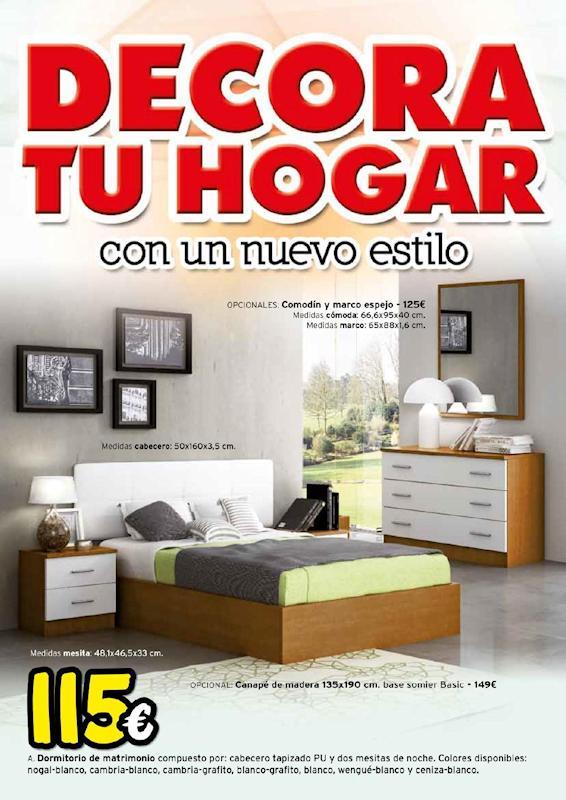Muebles nuevo hogar 20170906154448 for Decora tu hogar