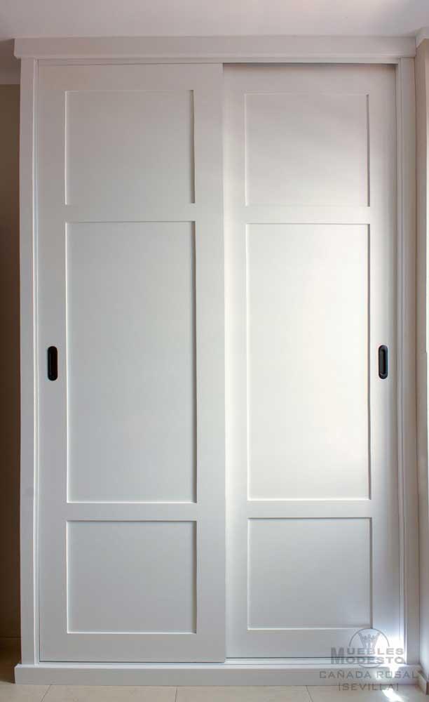 Armarios empotrados a medida muebles modesto - Como hacer puertas correderas para armario ...