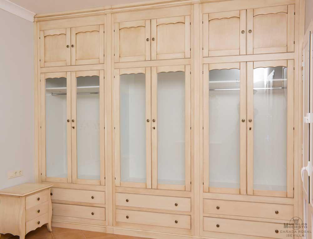 Armarios empotrados a medida muebles modesto - Diseno de armarios gratis ...