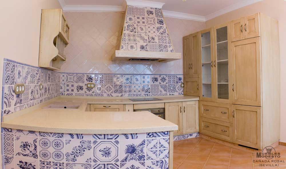 Cocinas rusticas en blanco cocina rstica en blanco with cocinas rusticas en blanco affordable - Cocinas rusticas en blanco ...