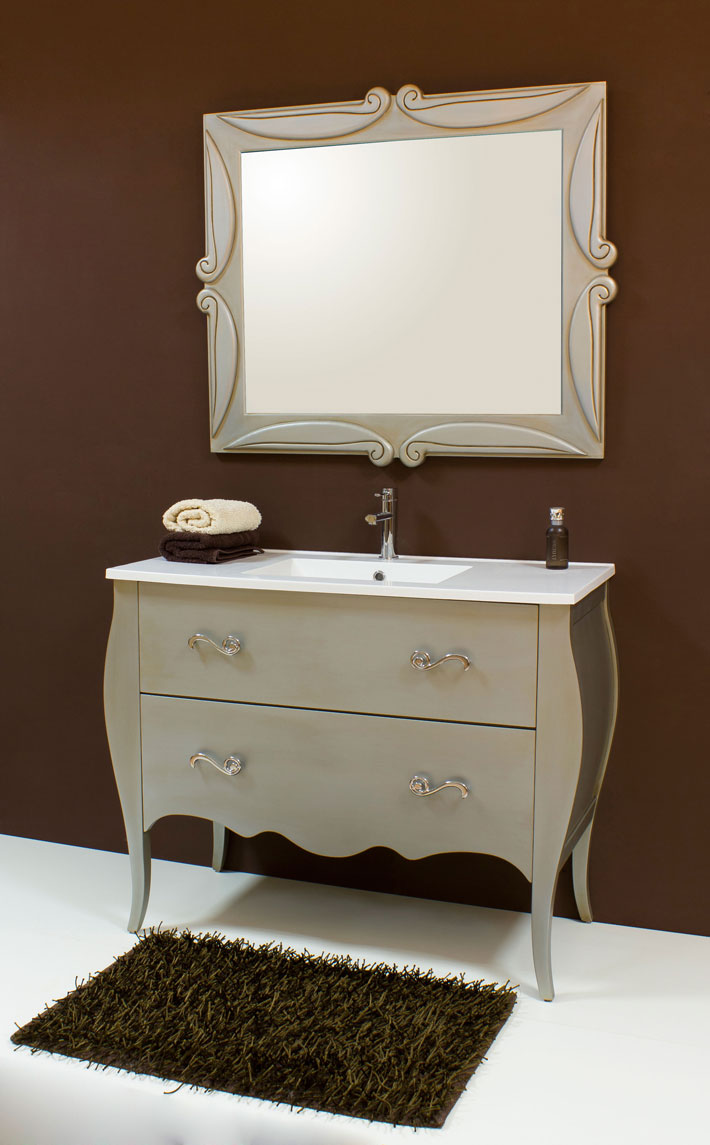 Muebles de ba o vintage muebles de ba o isabelinos - Muebles antiguos para banos ...