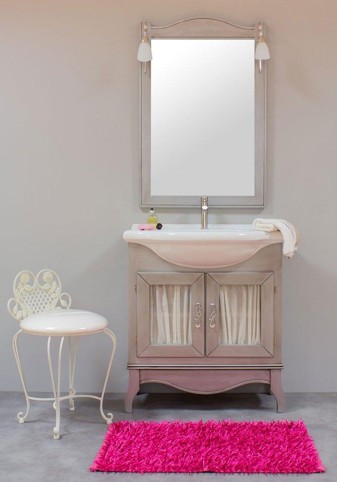 Muebles de ba o vintage muebles de ba o isabelinos - Muebles romanticos ...