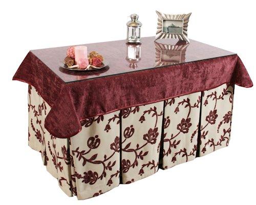 La mesa camilla muebles modesto - Mesa camilla redonda ...