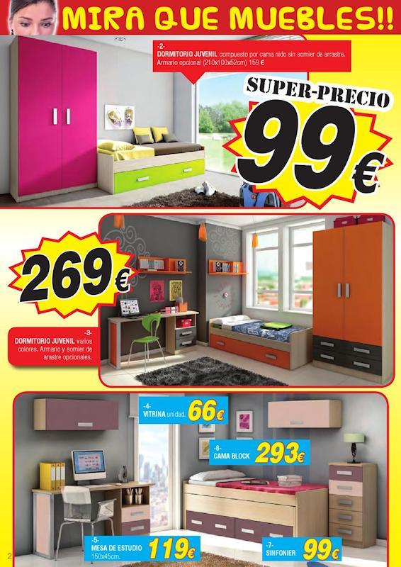 Mira que precios mira que muebles muebles modesto - Muebles zapateros precios ...