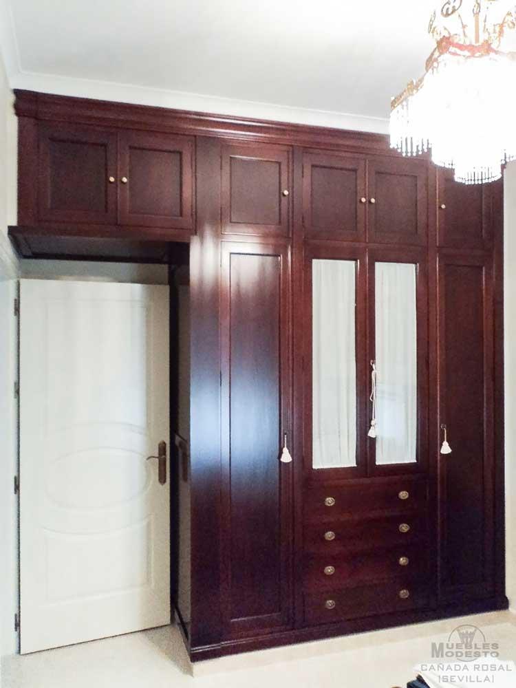 Armarios empotrados a medida muebles modesto - Armario una puerta ...