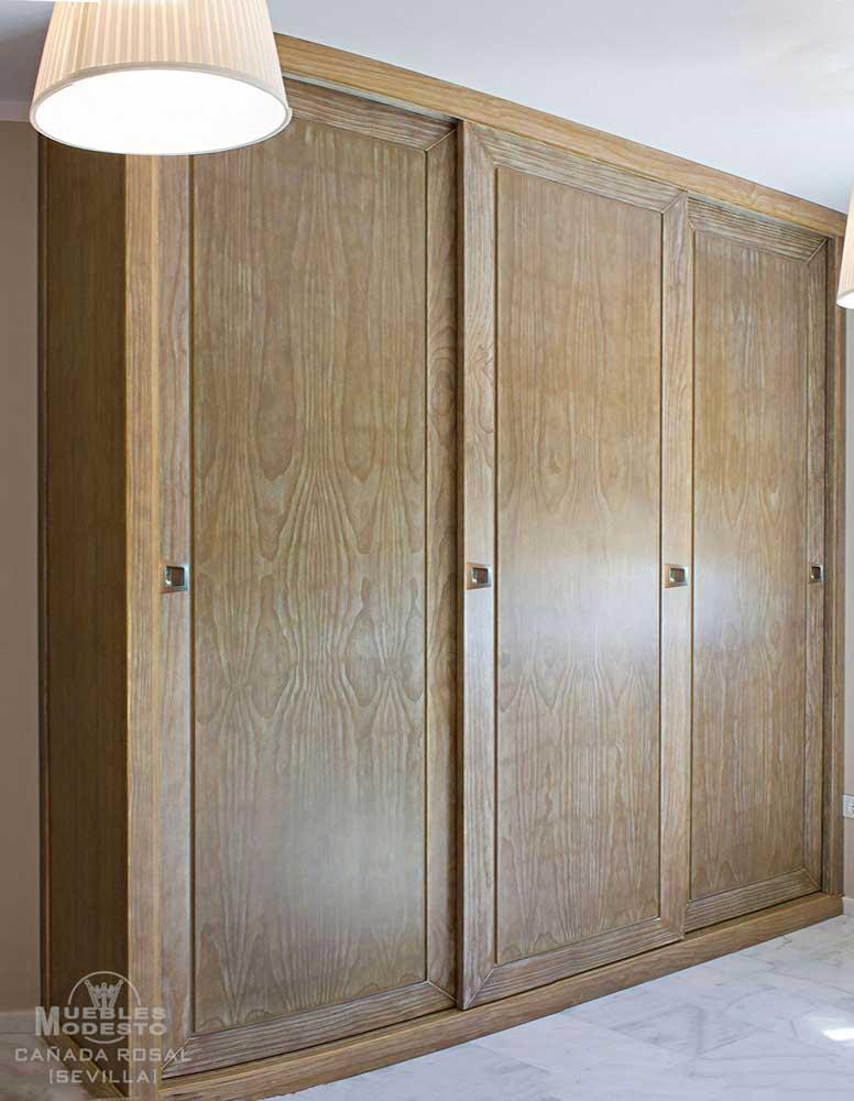 Armarios empotrados a medida muebles modesto - Armario sin puertas ...