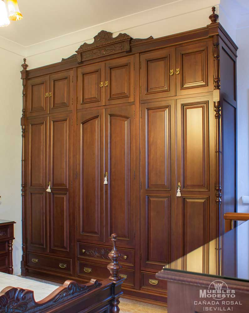Armarios Empotrados A Medida Muebles Modesto ~ Puertas Para Armarios Empotrados A Medida