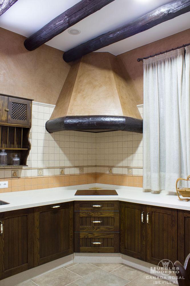 Cocinas muebles modesto - Puertas de cocina rusticas ...