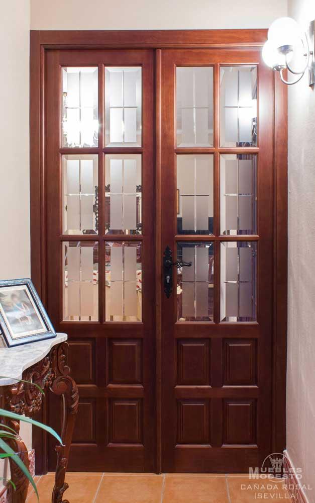 Puertas con cristales biselados puertas con cristales - Puertas con cristales biselados ...