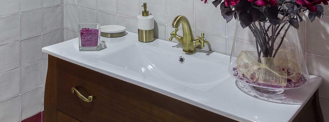 slider muebles de baño isabelinos