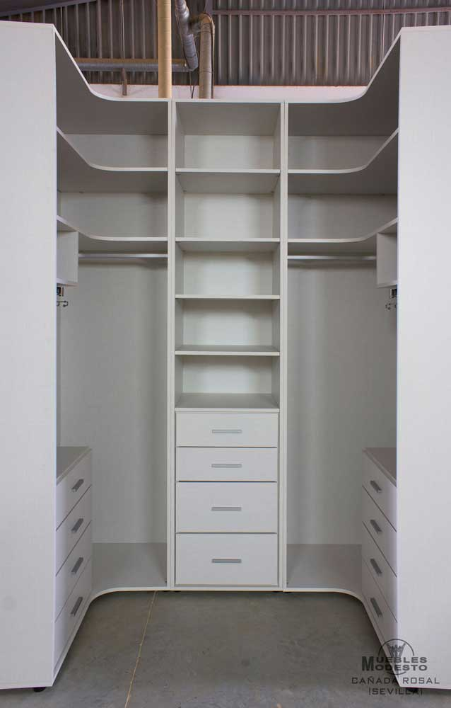 Puertas Para Muebles De Baño : Vestidores muebles modesto
