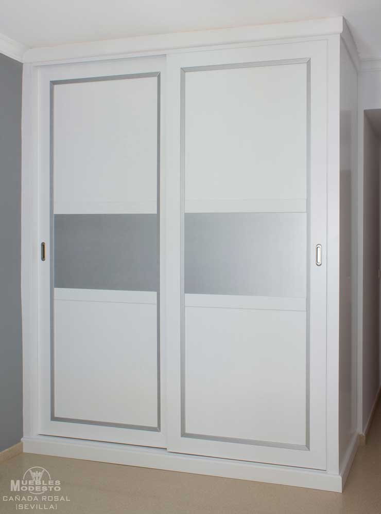 armarios empotrados a medida muebles modesto On armarios empotrados blancos