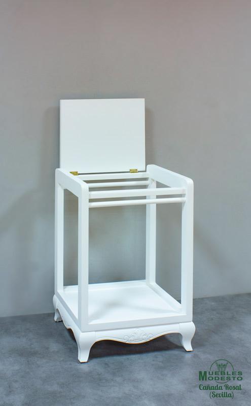 Auxiliar-ropa-sucia-para-mueble-bano-vintage-abierto