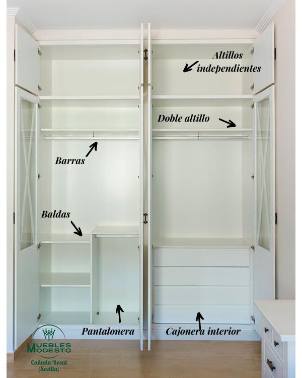 Configurar-interior-armario-empotrado